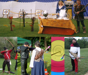 Medieval archery - have a go and demonstrations